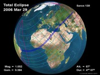 Total Solar Eclipse in Brazil and Turkey – Sunrise Earth – David Conover (2006)
