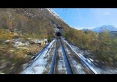 Slow TV: Bergen-Oslo Train Real Time – Thomas Hellum – NRK (2009)