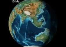 Geological History of the Continents/Paleomap Project –  Christopher Scotese (2015)