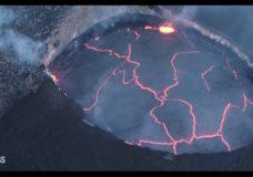 Kīlauea Summit Eruption | Lava Returns to Halemaʻumaʻu – USGS (2017)