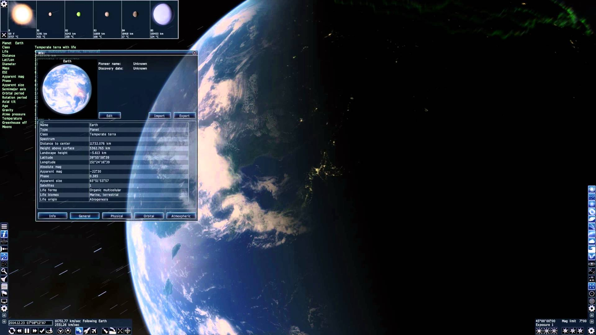Space Engine Universe Simulator | Natural History Nature Documentary